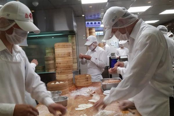 tuyển lao động làm thực phẩm tại đài loan