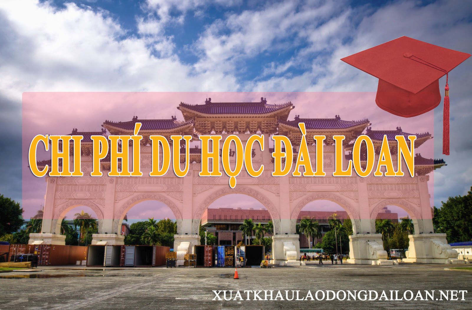 chi phi du hoc dai loan 2018