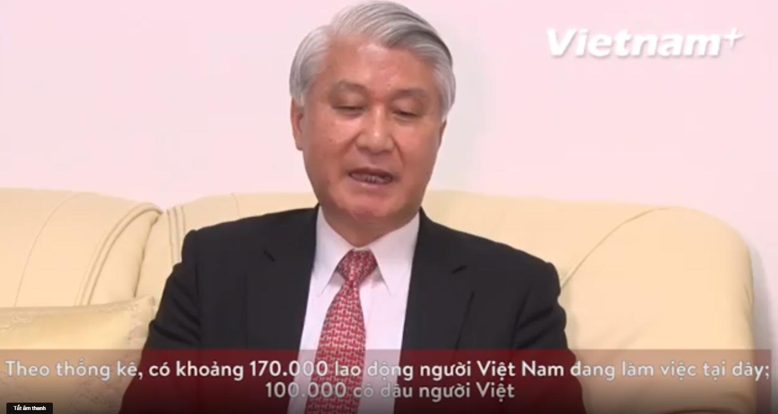 thong tin ve cong dong viet nam tai dai loan
