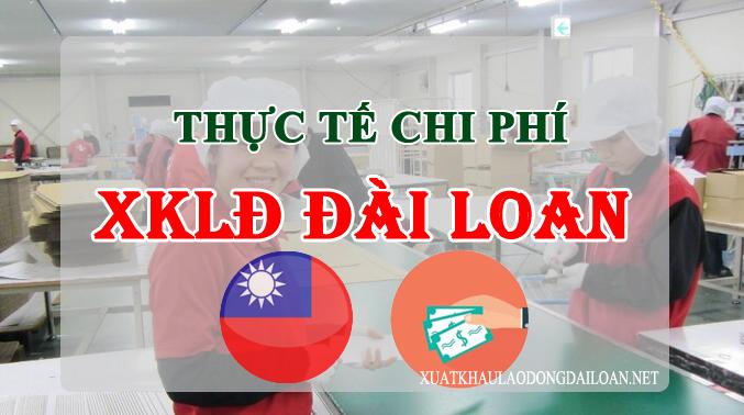 chi phi thuc te di xuat khau lao dong dai loan