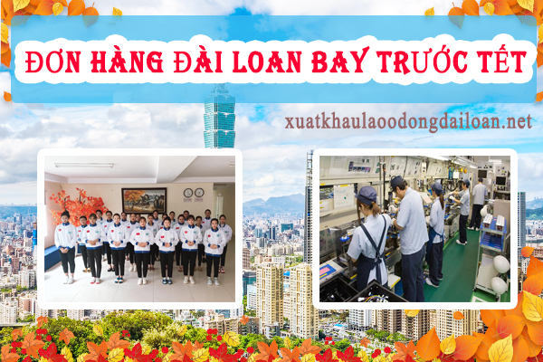 don hang dai loan bay truoc tet