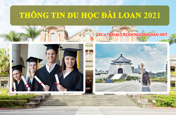 du hoc dai loan 2021