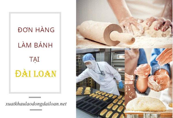 don hang lam banh tai dai loan