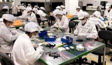 Đơn hàng đóng gói, kiểm tra sản phẩm tại Đài Nam Đài Loan