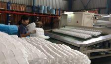 Đơn hàng công xưởng cho nam và nữ tại khu vực Đài Nam tăng ca tốt