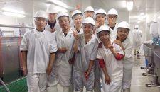 Thông tin các đơn hàng thực phẩm làm việc tại Đài Loan