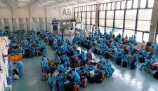 Thực hiện chuyến bay đưa 290 công dân Việt Nam từ Đài Loan trở về nước ngày